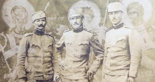 Mihailo Madžarević: U ratu ostati u životu samo je sreća